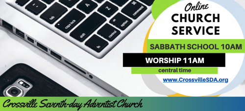 Our Sabbath Services Are Now Online!