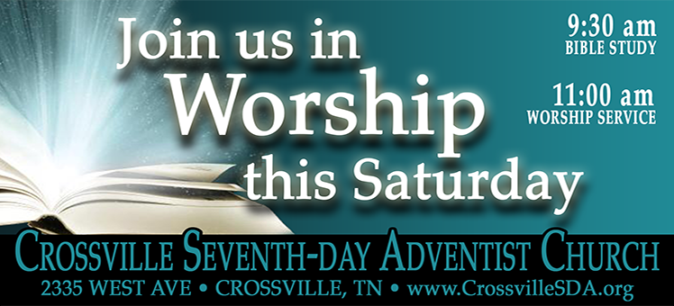 Come and Join Us for Worship!